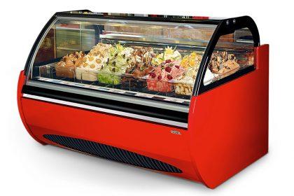 commercial gelato machine