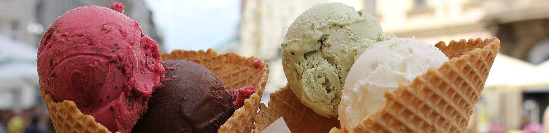 What is the Difference Between Gelato and Sorbet?